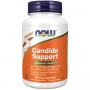 Капсульні вітаміни NOW CANDIDA SUPPORT пробіотик у капсулах, 90 шт